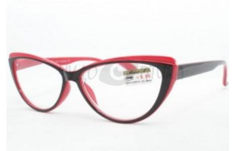 Очки для зрения  ВОСТОК 6633 красные/100344 by ВОСТОК