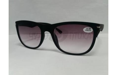 Солнцезащитные очки с диоптриями EAE 9034 (Т) черные у/705060 by Неизвестен