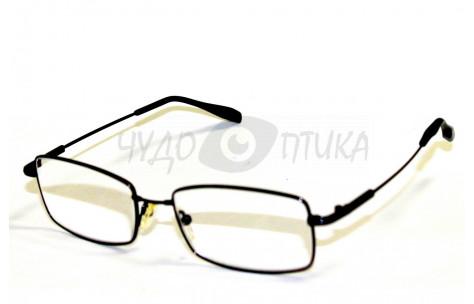 Очки для зрения Ralph RA5858 С3 в черной оправе