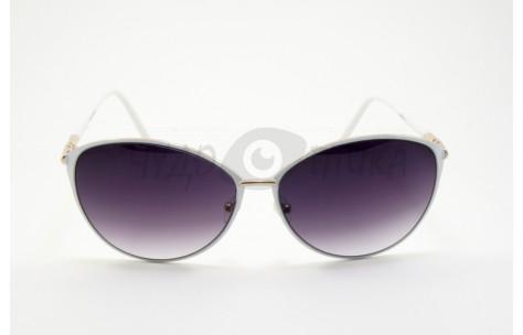 Солнцезащитные очки OLO P6703 c5 в белой оправе