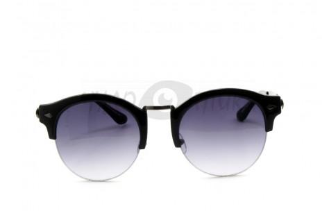 Солнцезащитные очки Alese AL9181 10-637-2 в черной оправе