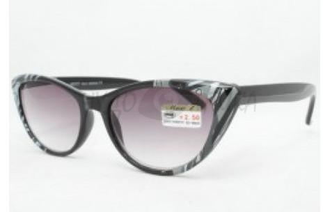 Солнцезащитные очки с диоптриями МОСТ 2078 (Т) серые ж/705054 by Неизвестен