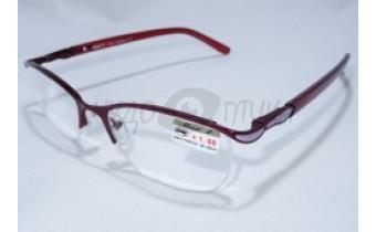 Очки для зрения МОСТ 102  красн.(МЦ 58-60)+0.75