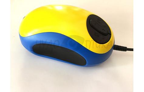 Электронная лупа-мышь для чтения с экрана(желтая)/601006 by VDun