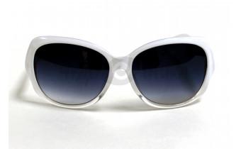 Солнцезащитные очки в белой оправе Boshi 9560 c3, женские