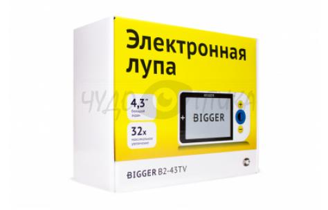 Электронная лупа Bigger B2-43TV