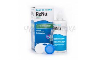 Раствор для обработки контактных линз ReNu MultiPlus, 60 мл
