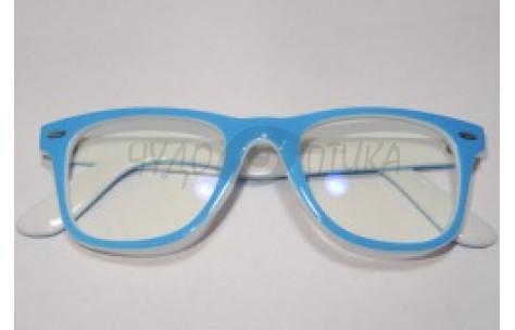 Дисплейные очки для компьютера Loris 5306A (C-5) голубые ж./103018 by Loris