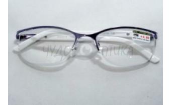 Очки для зрения МОСТ 102 фиол.бел. (МЦ 58-60) ж