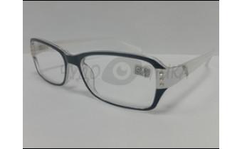 Очки для зрения МОСТ 2031 черно-белые