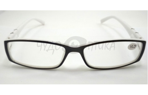 Очки для зрения Camilla 3911 черно-белые (58-60)/100326 by EAE