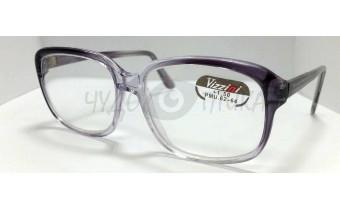 Очки для зрения Vizzini 0003 светло-сиреневые.