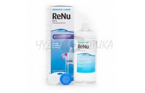 Раствор для обработки контактных линз ReNu MPS, 360 мл