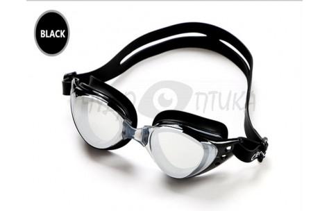 Очки для плавания с диоптриями , черные/111003 by .