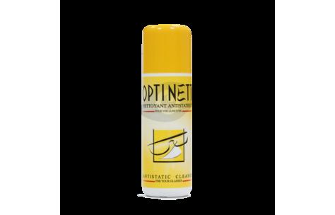 Спрей-антистатик для очистки очков Optinett, 35 ml