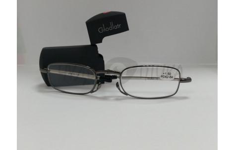 Очки для зрения Glodiatr  G108 складные в футляре/100298 by Glodiatr