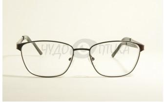 Очки для зрения вдаль Glodiatr G0852 C6 в черной оправе