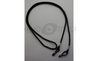 Шнур для очков (черный)
