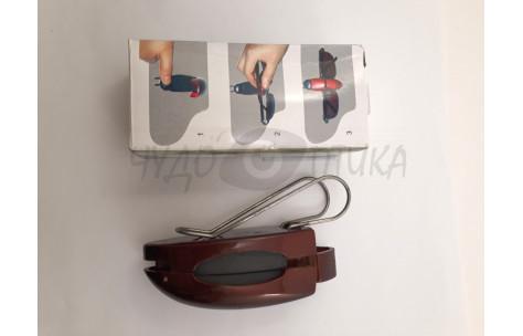 Держатель для очков в автомобиль SunVisor Clip , бордовый/303007 by No name