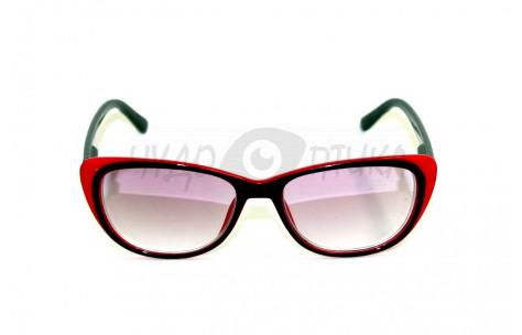 Очки для зрения Baoshiya 1416 с розовым фильтром