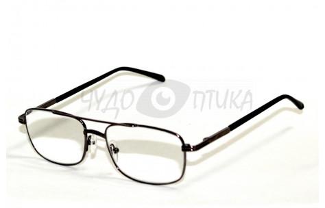 Очки для зрения Kiki 9003 в черной оправе