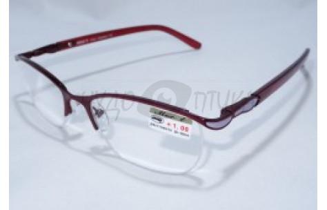 Очки для зрения МОСТ 102  красн.(МЦ 58-60)+0.75/100270 by EAE