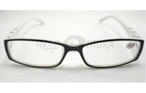 Очки для зрения Сamilla 3911 черно-белые (МЦ 58-60)/100270_Д by EAE