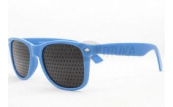 Очки-тренажеры Mystery 003  С013 детские голубые