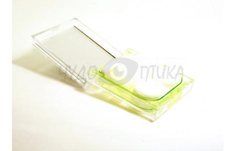 """Дорожный набор для контактных линз """"Прозрачный"""" CnKaite A-8025"""