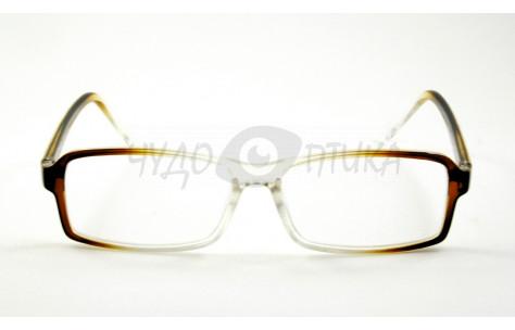 Очки для зрения Vallet VA100 в коричневой оправе