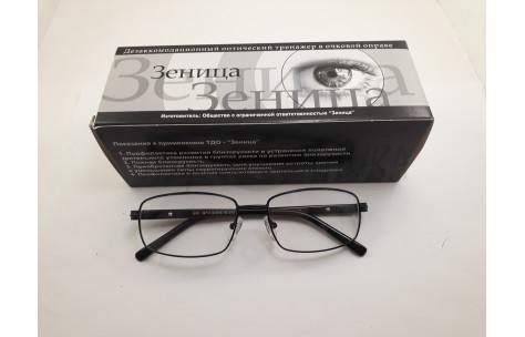Дисплейные очки для компьютера Зеница-2 Kind черные/103027 by Зеница