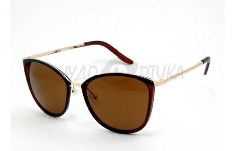 Солнцезащитные очки OLO P6701 c2 в коричневой оправе