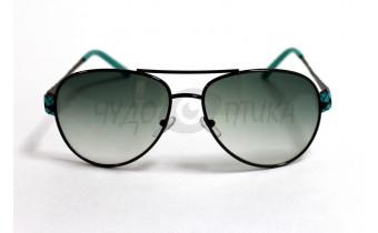 Солнцезащитные очки с зеленым фильтром Olo P6706 c6, женские