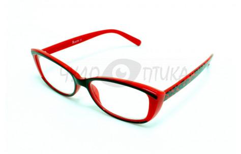 Очки для зрения вдаль Ralph RA0459 С2 в красной оправе