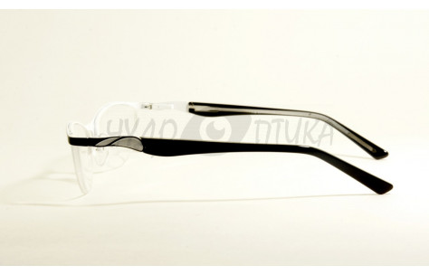 Очки для зрения EAE 115 С1 в черной оправе PD58-60