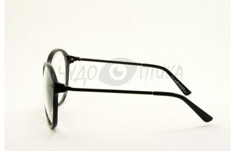 Имиджевые очки Crisli 15922B 10-464-9 в черной оправе