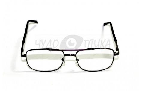 Очки для зрения вдаль Kiki 9003 в черной оправе