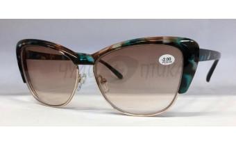 Солнцезащитные очки с диоптриями EAE 2174 (Т) ж