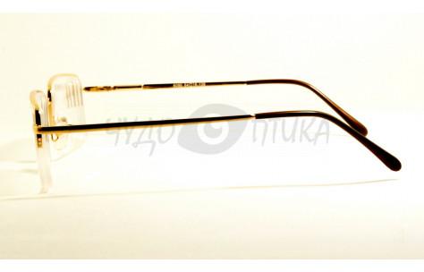 Очки для зрения вдаль Aoshidaer 6090 в бронзовой оправе