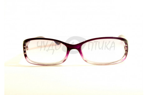 Очки для зрения Boshi 9901 с розовым фильтром