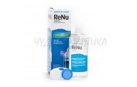 Раствор для обработки контактных линз ReNu MultiPlus, 360 мл