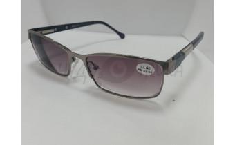Солнцезащитные очки с диоптриями Glodiatr 0851 (Т) черные (у)