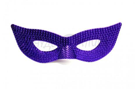 """Карнавал. Очки-маска """"Сияющие глаза"""", фиолетовые"""