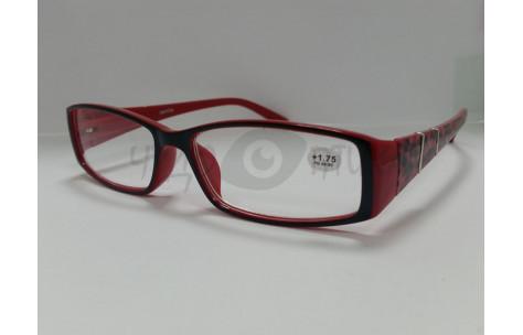 Очки для зрения Camilla 3911 черно-красные (58-60) ж./100347 by Camilla