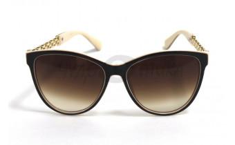 Солнцезащитные очки в коричневой оправе Aras 1788 c4, женские