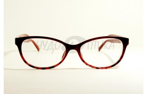 Очки для зрения вдаль Ralph RA0466 C2 в красной оправе