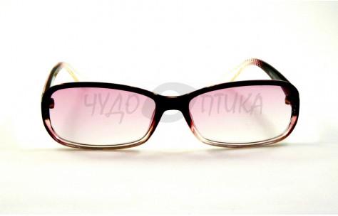 Очки для зрения вдаль Cosmos PM6604 С6 с розовым фильтром