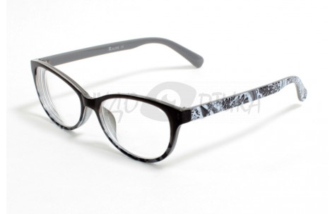 Очки для зрения вдаль Ralph RA0466 C1 в черной оправе