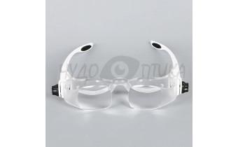Телевизионные очки-лупы с держателем для телефона