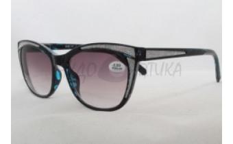 Солнцезащитные очки с диоптриями ЕАЕ 9035 (Т) дужки с флексами ж
